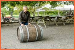 Clive, Ata Rangi needs a team in the barrel race - looks like you could be the leader!!