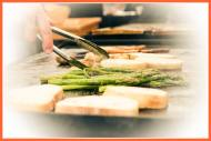 Asparagus, very popular from Medici at Vynfields.