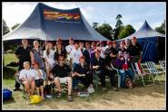 Property Brokers - right behind Relay for Life with the Coopers.
