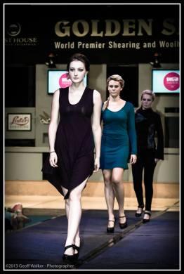 Fashion night at the Shears