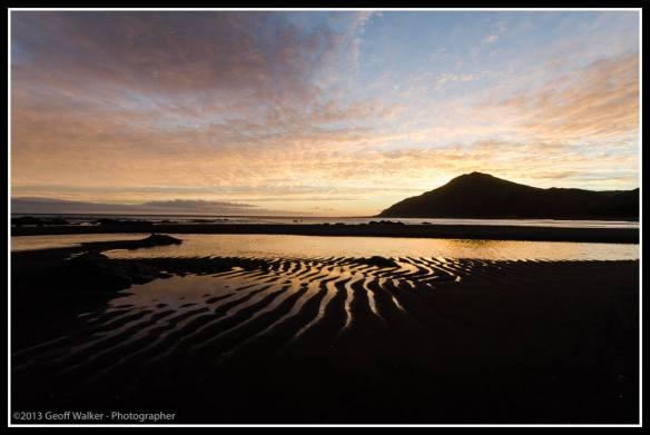 Tora Sunset.