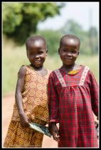 Awere Village girls