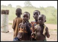 Children of charcoal sellers.... Odek subcounty