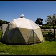 Tuturumuri School geodisic dome
