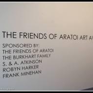 Friends of Aratoi Art Awards