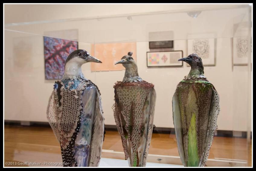 Kirsty Schofields winng work in the Art Awards