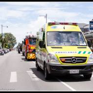 Greytown Xmas Parade - services to the community
