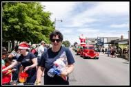 Greytown Xmas Parade - Mediaworks Alison