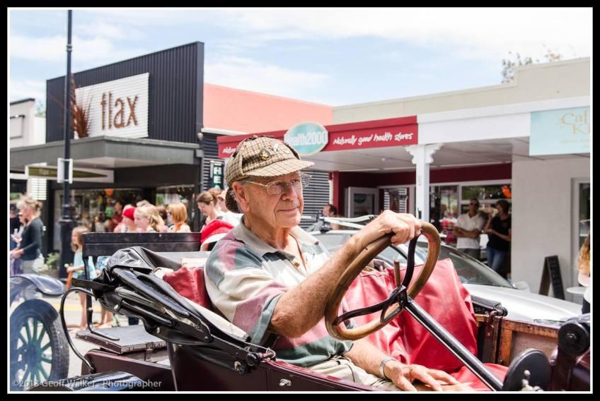 Greytown Xmas Parade  - Jim Farley
