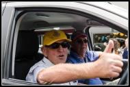 Greytown Xmas Parade - witn Sth Wairarapa Rotary legend Brian Tucker!!!