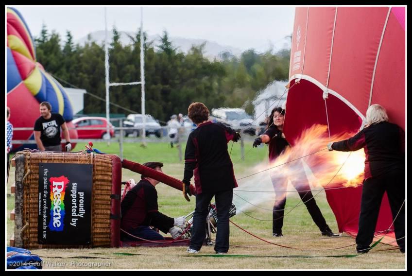 John Clulow fires up Miz Waikato