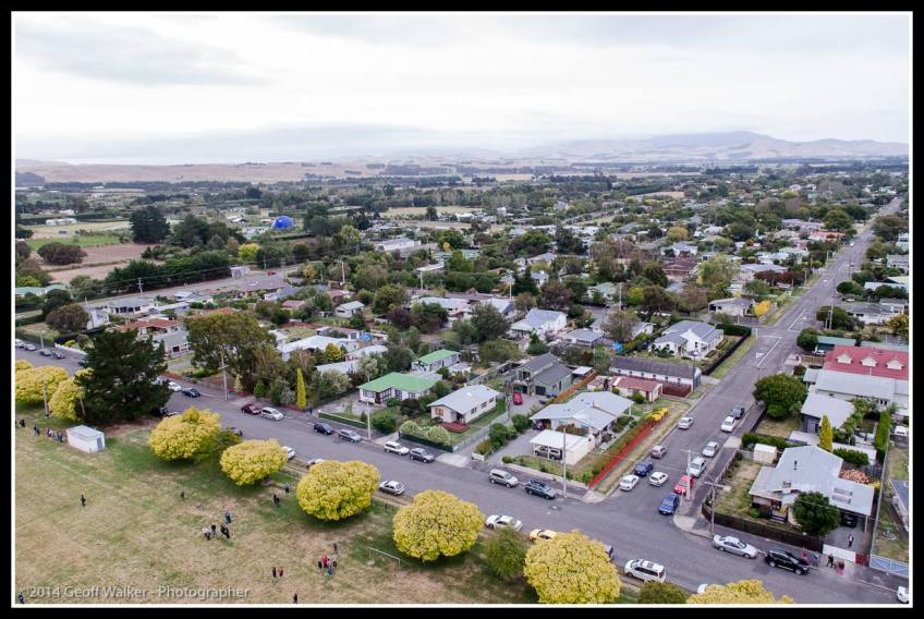Martinborough houses.