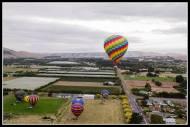 The big balloon rises..