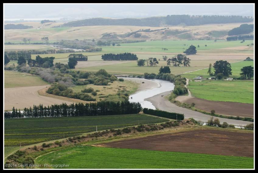 The Ruamahunga River