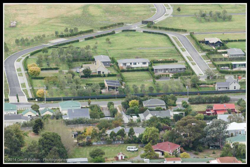 The newest development in Martinborough...