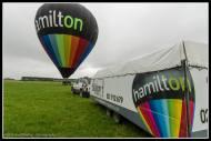 Balloon and trailer